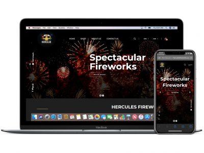 Hercules Fireworks Ltd
