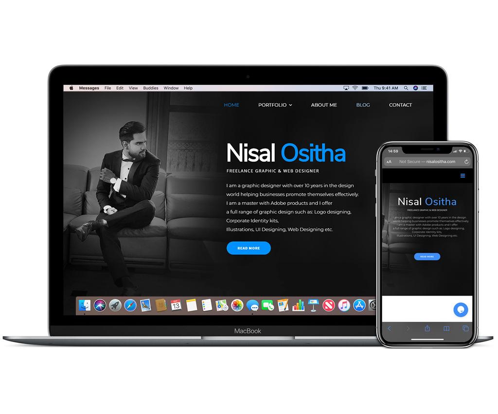 Nisal Ositha