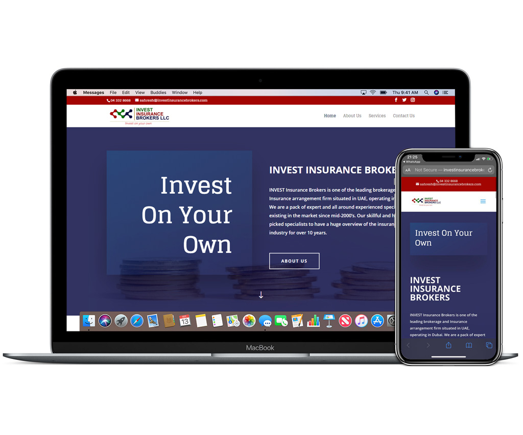 Invest Insurance Brokers