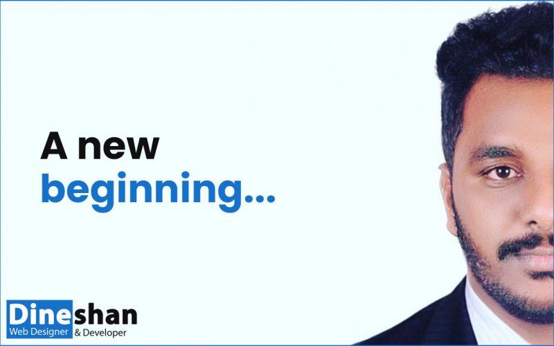 A new beginning..